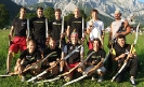 Das Biathlon Team am Rittisberg